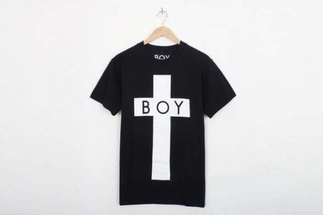 Boy-London-Cross-Tee-1