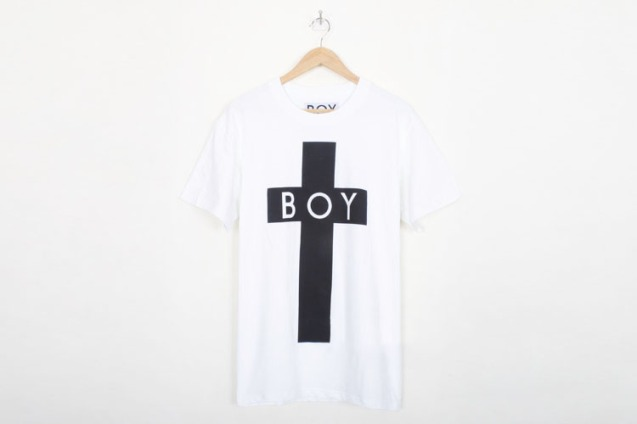 Boy-London-Cross-Tee-2